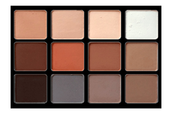 Viseart Neutral Basic Eyeshadow Palette