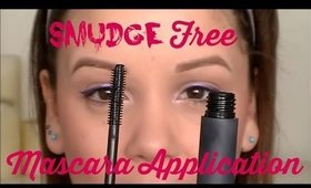 Mascara: Tips And Tricks To Prevent Smudging