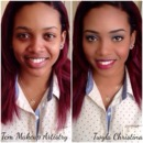 Simple Look Before & After