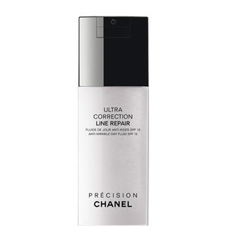 Chanel ULTRA CORRECTION LINE REPAIR Anti-Wrinkle Day Fluid SPF 15