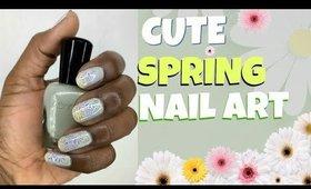 CUTE Spring Nail Design Tutorial