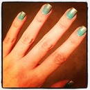 Turquoise Sparkle!
