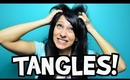 How to Detangle Hair Extensions & Prevent Tangles | Instant Beauty ♡
