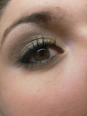 great for fall smokey eye, golds, emerald and chocolate brown.