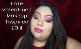 Late Valentines Makeup Tutorial 2018 || Velvet702