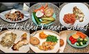 7 HEALTHY & QUICK DINNER IDEAS | SINGLE MOM OF 2