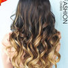 Vpfashion ombré clip in hair extensions M053027H27