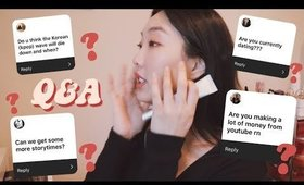 GRWM + Q&A 💌ft. JOAHBOX First Impressions | hauted0ll