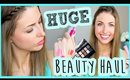 HUGE SUMMER BEAUTY HAUL || Target & Sephora