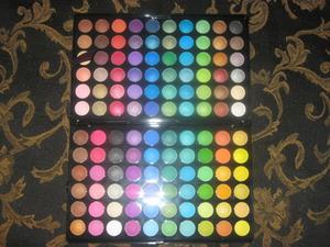 120 2nd Generation Eyeshadow Palette