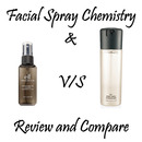 Facial Spray Chemistry & ELF V/S MAC Review & Compare