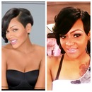 megan good hair #celeb look alike