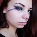 Going crazy purple/blue