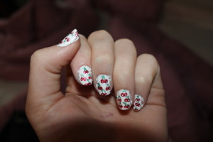 found how to do this nails on youtube
