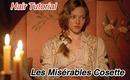 Les Misérables Cosette Hair Tutorial Easy!