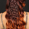 Waterfall Woven Ombre