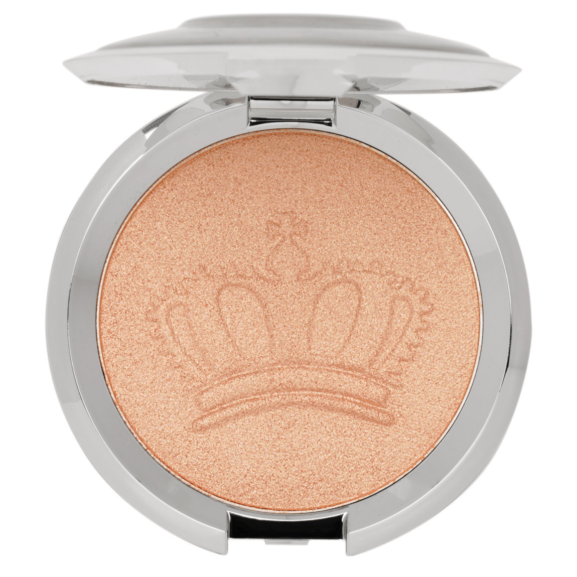 BECCA Cosmetics Shimmering Skin Perfector Pressed Highlighter Royal Glow alternative view 1 - product swatch.