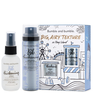 Bumble and bumble. Big, Airy Texture Set