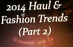 This video is uploaded on my YouTube channel @glamorousleigheje go check it out & subscribe