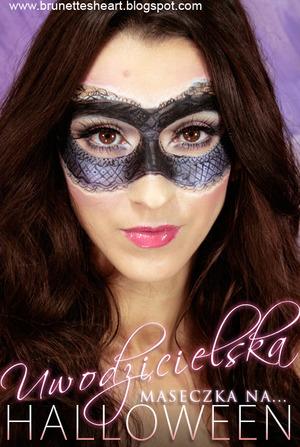 sexy halloween mask
