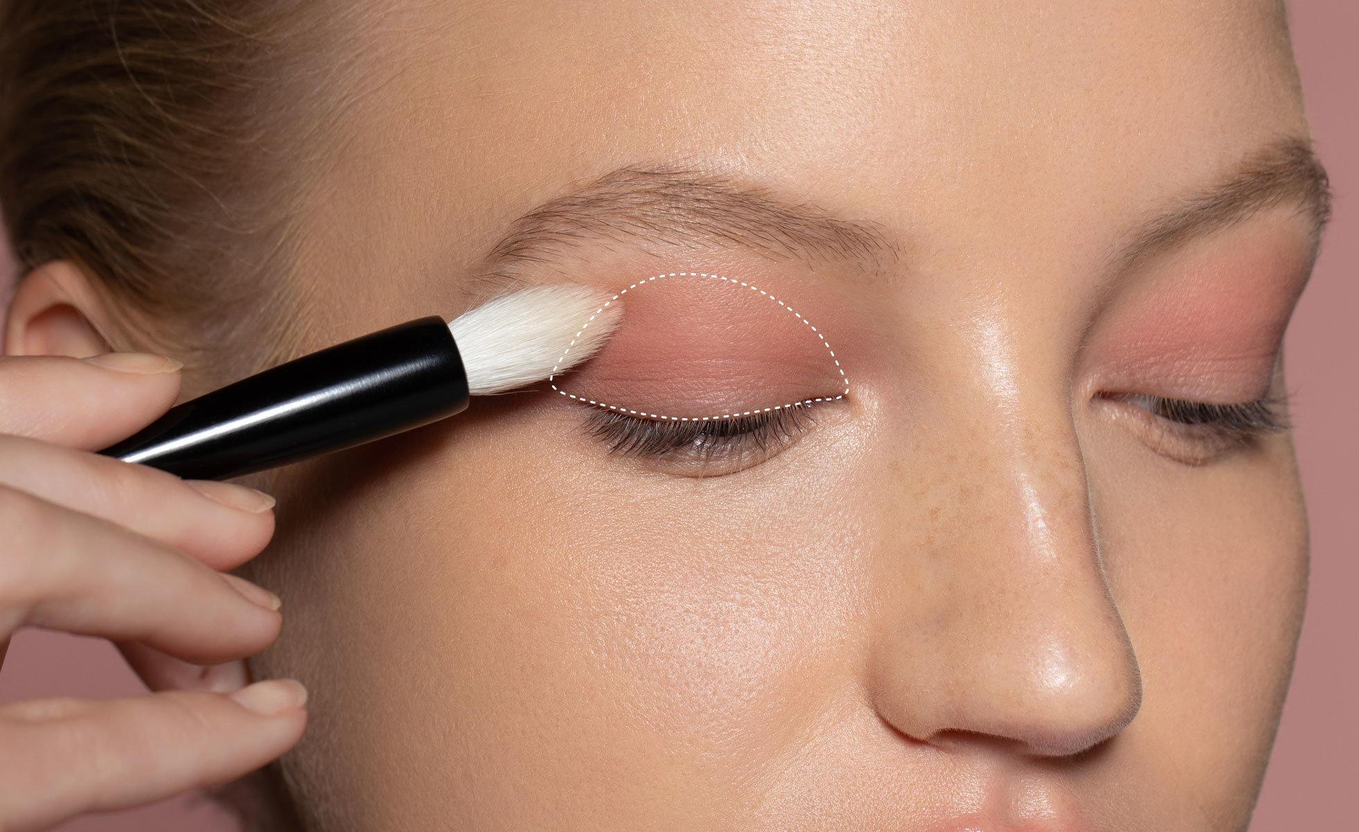 Wayne Goss The Luxury Eye Palette Pearl Tutorial