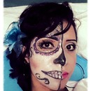 Sugary skull