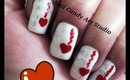 Love Letters Nail Design