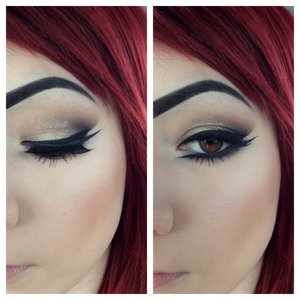 Check out my YouTube channel for a tutorial on this look YouTube Channel: CrystalVanity