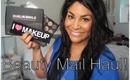 Beauty Mail Haul ♥ BH Cosmetics, Coastal Scents, & More!