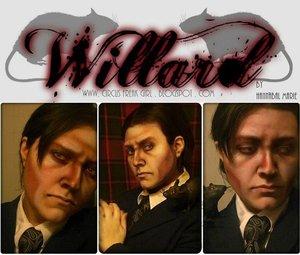 Decided To Transform into Crispin's Willard.