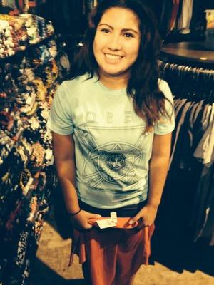 Shopping at hot topic :)