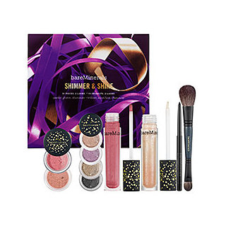 Bare Escentuals Shimmer & Shine Collection