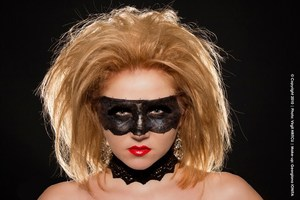 Model:Natalia  Popa Makeup Georgiana Ionita(http://georgianaionita.com) photo by Virgil Hritcu
