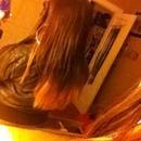 my hair juz did it