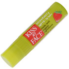 Kiss My Face Strawberry Lip Balm with Organic Ingredients - SPF 15