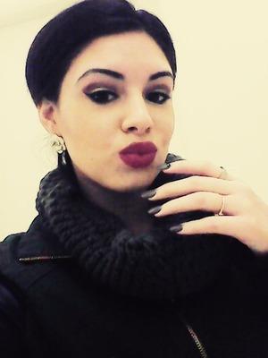 vamp look