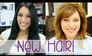 New Hair - From Dark to Light - From Black to Light Brown | Instant Beauty ♡