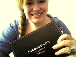 YAY for my new 120! <3