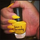 Yellow by Love&Beauty from Forever 21!