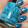 OPI Euro- Marble with Stamping