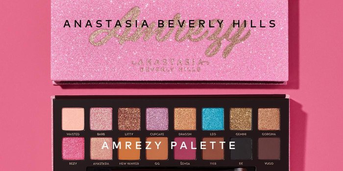 Shop the Amrezy Palette by Anastasia Beverly Hills on Beautylish.com