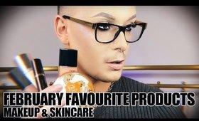 NEW  FEBRUARY FAVORITES 2018 Makeup & Skincare