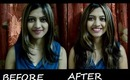 Clip on hair extensions - how to use step by step, important tips + video review for best hair buy !