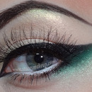 Gradient cat eye