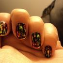 Neon Acid Wash