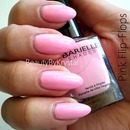 Pink Flip-Flops - Barielle Summer Brights 2013