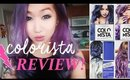 L'Oreal Colorista Review! | PURPLE AND INDIGO HAIR