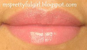 Avon 24 Karat Gold Lip Gloss in Honey Gold http://msprettyfulgirl.blogspot.com/2011/11/favorites-november-2011.html