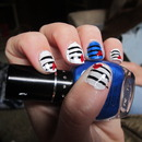 Shelby's Nautical Nails