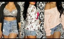 My Style: Highwaisted Shorts